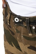 Picture of Please - Bermuda/Shorts P13 - Camouflage