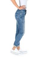 Picture of Please - Jeans P78 DIX - Blu Denim