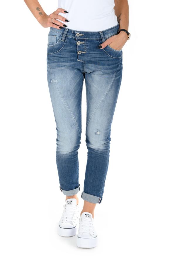 Immagine di Please - Jeans P78 P3I - Blu Denim