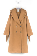 Picture of Please - Coat - Cammello