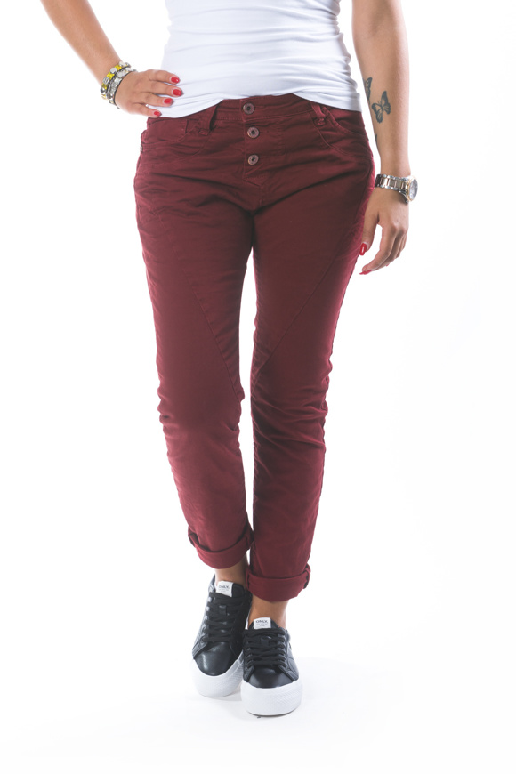 Picture of Please - Pants P78 DVO - Brick Red