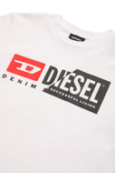 Picture of DIESEL T-Shirt - white