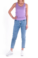 Picture of KONTATTO - shirt - violet