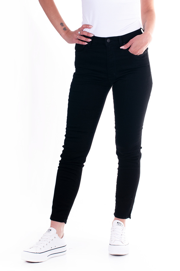 Picture of PEOPLE - JEANS - black