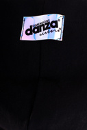 Picture of DANZA - hoodie - black