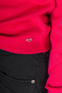 Picture of PLEASE - SWEATER - fuxia